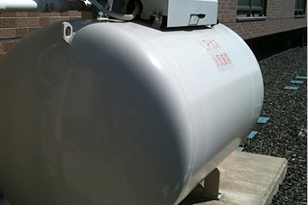 LPガスのバルク式供給方法
